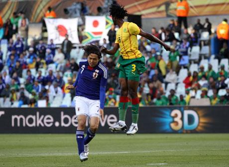 勝ち点「3」(2010 FIFA ワールドカップ 南アフリカ大会)