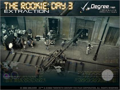 「24(Twenty-four)」スピンオフ、『THE ROOKIE』のシーズン2公開中