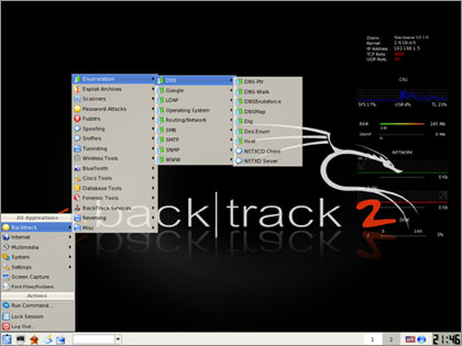 BackTrack v2