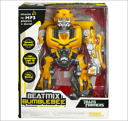 Beatmix Bumblebee