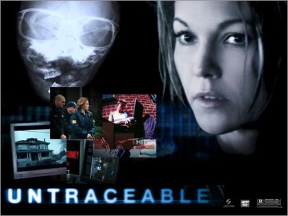 ブラックサイト(BlackSite)」4月公開 Untraceable
