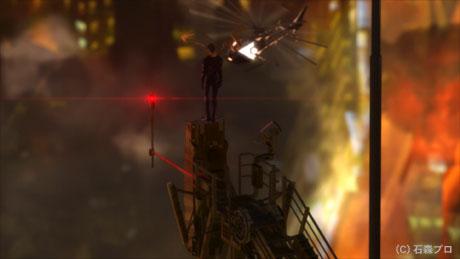 CEATEC 2010:「サイボーグ 009」3Dで甦る!押井守xIGでアニメ化
