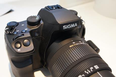 [CP+ 2011] SIGMA SD1に触れてきたっす