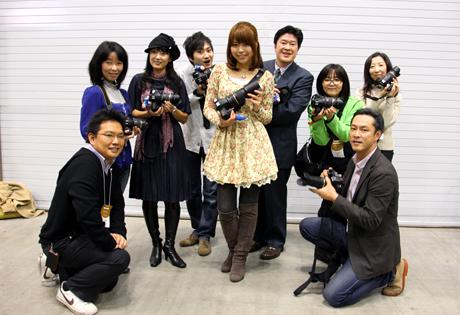 [CP+ 2011] タムロンブースイベント「広田&矢野&森『旅鉄・撮り鉄・鉄道大好き皆集まれ~!!』」に参加してきました