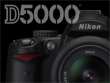 激安!? Nikon「D5000」が6万3400円だとぉぉ キャッシュバックキャンペーン使えば5万円台ってか