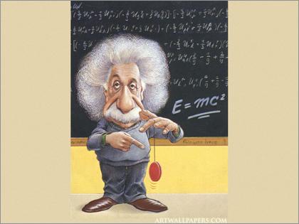 アインシュタイン(Albert Einstein)