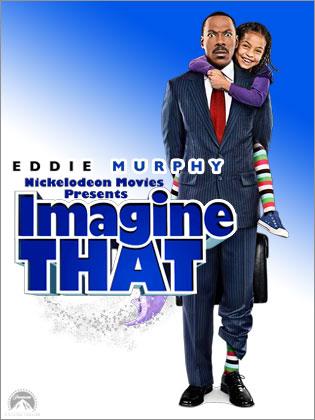 エディ・マーフィーの最新作「Imagine That」最高!