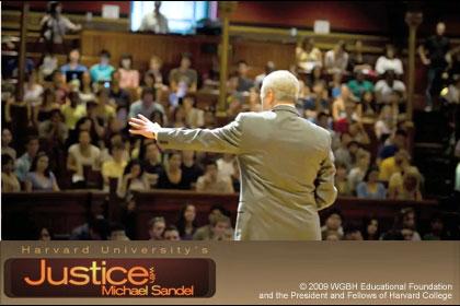 NHK「ハーバード白熱教室(Justice with Michael Sandel)」アンコール放送