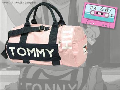 「けいおん!」の合宿で澪が使ってたボストンバッグ!(TOMMY HILFIGER)