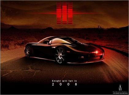 ナイトライダー Knight Rider 2008