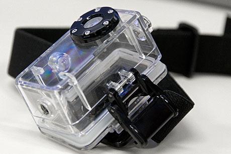 Logitec「LVR-CV01」は、水中撮影も可能なマイクロビデオカメラ!