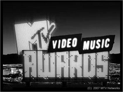 MTV VIDEO MUSIC AWARDS 2007
