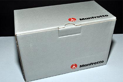 Manfrotto「ジョイスティック雲台 324RC2」到着!