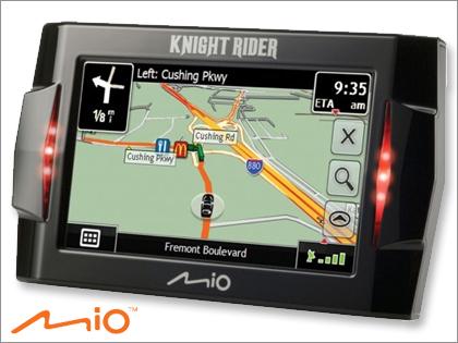 「Knight Rider GPS(ナイトライダーGPSカーナビ)」