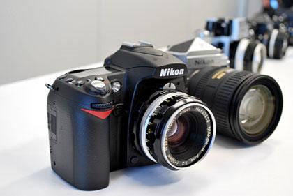 Nikon(ニコン)の「D90」がやってきた(笑)