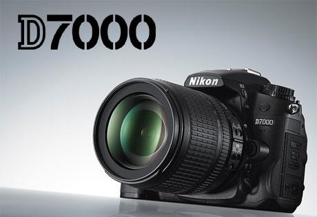 Nikon「D7000」と「D90]「D300s」の仕様を比べてみた
