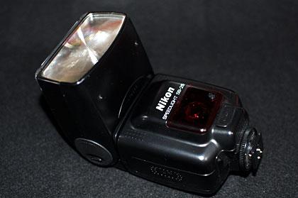 なぜか「Nikon SB-25(スピードライト)」が手元に・・・