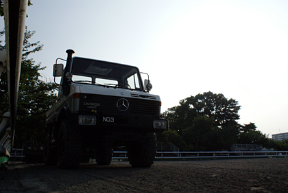 SONY「α300」モニター日記(Act-2:ピーカンは勝利!?)