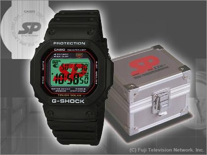SP オリジナル G-SHOCK 限定販売