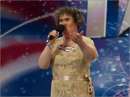 Susan Boyle@BRITAIN'S GOT TALENT 2009 (スーザン・ボイル)
