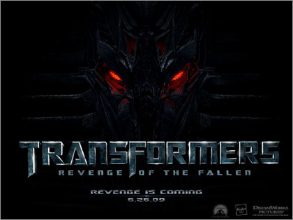 「Transformers: Revenge of the Fallen」トランスフォーマー2ダス