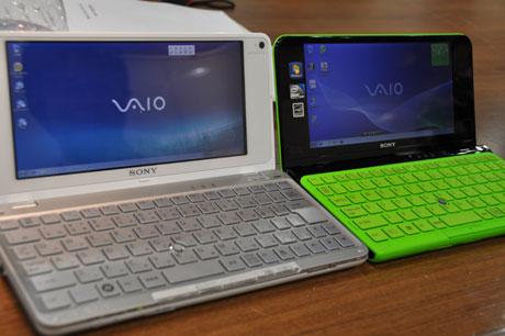 スタミナと操作性がパワーアップした、新生「VAIO Pシリーズ」