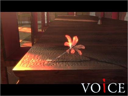 ミクで泣いた・・・ 「VOICE」3DPV