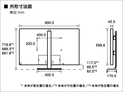 「Victor Xiview LT-42WX70」が求めたのは、妥協なき色再現性!
