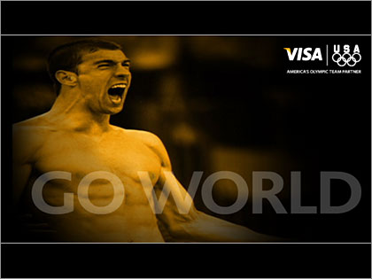 マイケル・フェルプス(Michael Phelps)の背負っていたものをVISAのCMに見る