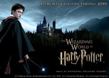 『ハリー・ポッターと謎のプリンス』のDVD&BDには、「The Wizarding World of Harry Potter」特典映像入り