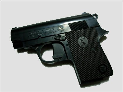コルト ガス銃