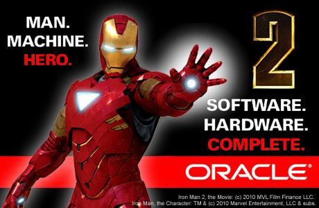 「MAN. MACHINE. HERO. IRONMAN 2」の試写会に行ってきた