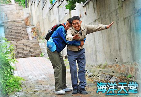 ジェット・リー出演のヒューマン作品「海洋天堂」(原題)を日本でも観たい!