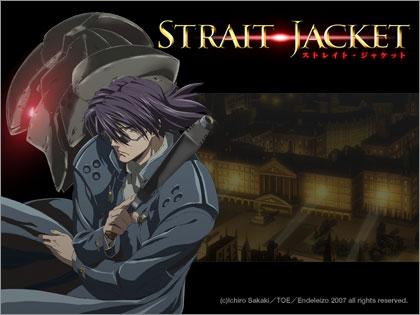 STRAIT JACKET ストレイト・ジャケット
