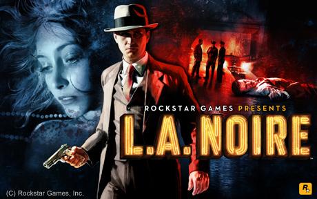 映画ファンも楽しめる、クライムサスペンスゲーム「L.A.ノワール(L.A. Noire)」
