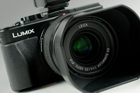 「LUMIX DMC-GX1」に触れてきたっす[速報](Gシリーズ比較表あり)