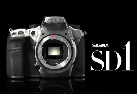 ついにシグマ「SIGMA SD1」6月10日(金)発売決定!その驚愕価格は・・・