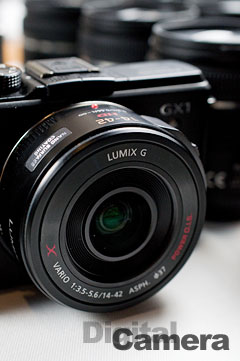 デジタルカメラ本体関連レビュー