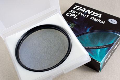 激安のPLフィルターが欲しい人、「TIANYA Slim XS-Pro1 Digital」が狙い目っす