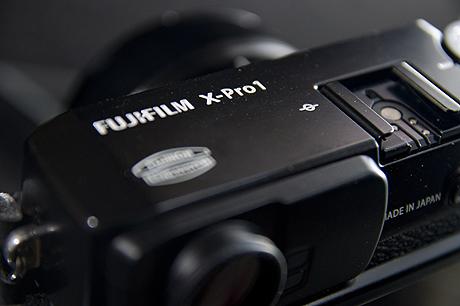 大人のミラーレス、FUJIFILM「X-Pro1」がやってきた!:モニター日記-0