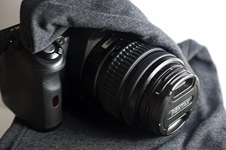 カメララッピングクロスを210円でゲット!無印良品、狙い目です