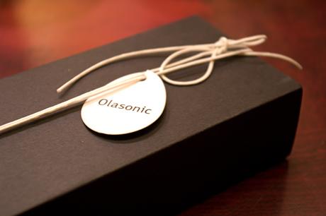 幻の?「Olasonic」のチョコレートを頂いちゃったっす!