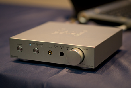 東和電子の『NANOCOMPO』がついに発表!キャッチは「良い音と暮らす、これからのオーディオの形」