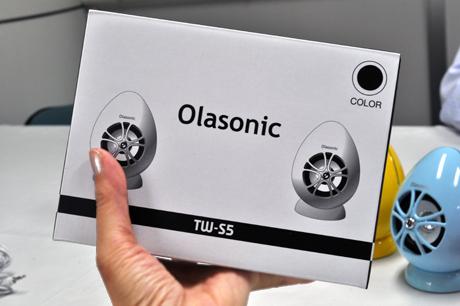 Olasonicから「USBパワードスピーカー TW-S5」が登場!ちっさくなっても出来る子なのだ