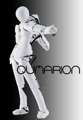 3DCGモデルのポーズ作成が簡単に!人型3D入力デバイス「QUMARION」の発売日が決定!