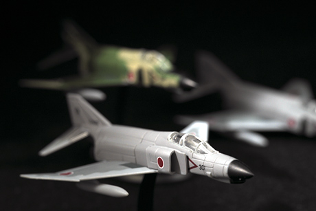 ファントム来た~っ!UCC the Deep BLACK 「最速の翼コレクション」