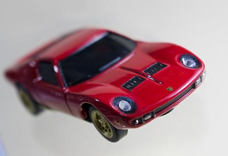 京商のプルバックミニカーが付いてくる「Lamborghini collectionキャンペーン」がスタート
