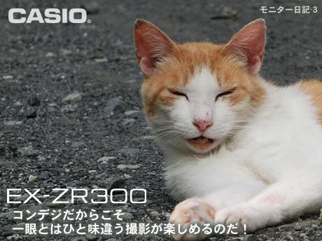 [EX-ZR300-3]コンデジだからこそ一眼とはひと味違う撮影が楽しめるのだ!