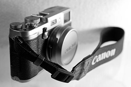 My First Canon! キヤノン「WS-20」買っちまいましたww