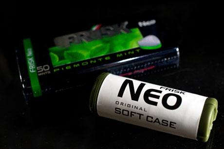 FRISK NEO「オリジナル ソフトケース」をゲットしたっす